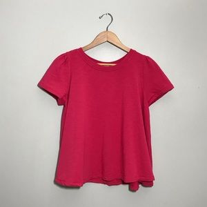 Tops - Anthropologie Eri + Ali Westward Tee in Pink